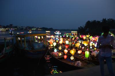 おっさんひとり旅2019GWは東南アジアのベトナムとタイ(ベトナムのホイアン ナイト・マーケット他)