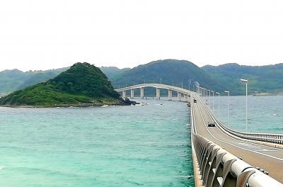 角島~萩ドライブ(往路)