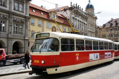 一人旅♪憧れのチェコへ① プラハ城~旧市街地 1日目、2日目