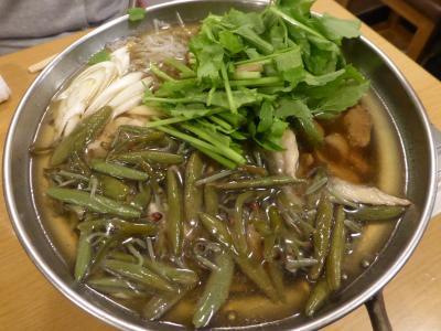 絶品!じゅんさい鍋と御茶ノ水・湯島散策