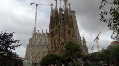 スペイン旅行記 2019 part1 バルセロナ~グラナダ