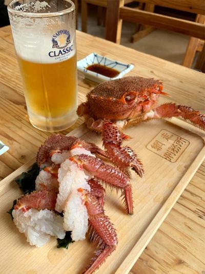 2019年6月海鮮食べまくり♪サロマ湖・網走1泊2日の旅☆サロマ湖鶴雅リゾートに宿泊