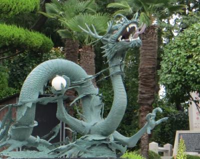 コスタネオロマンティカで西日本巡りNo.10 (7日目) 釜山に足止め