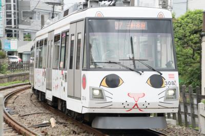 2019 世田谷線乗り放題切符で お散歩