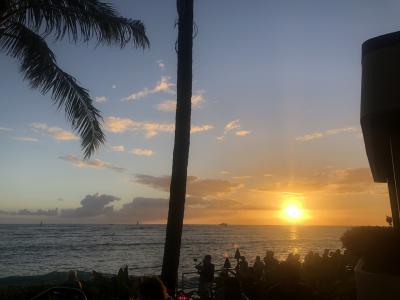 ハワイ 4泊6日社員旅行①