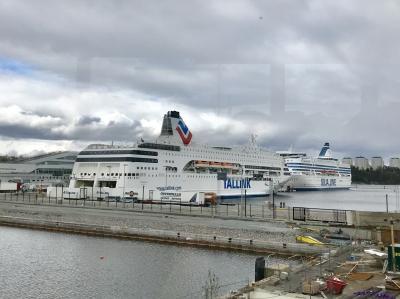2019 リガ、ストックホルム 子連れ旅行記 6日目 ストックホルム最終日、船でリガへ