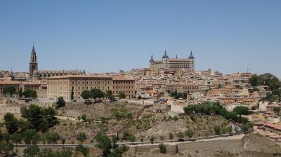 スペイン旅行記 2019 part2 グラナダ~コルドバ~ドレド~マドリード