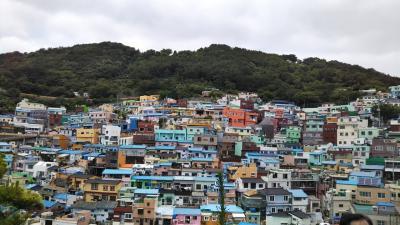 韓国・釜山の旅