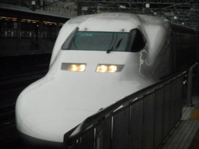 2019年 6月下旬 プチ箱根・・・・・⑤700系新幹線惜別乗車
