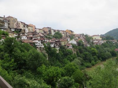 ブルガリア、オーストリア、チェコ旅行べリコタルノボ編