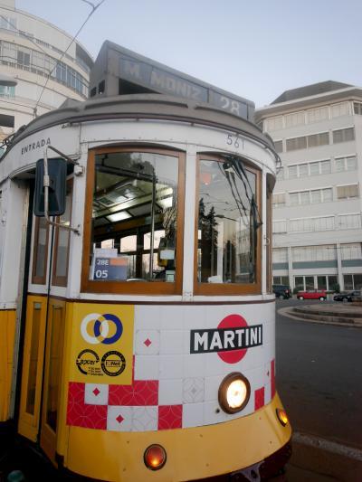 2019.2ポルトガル一人旅20‐市電28番全線に乗ったぞ!