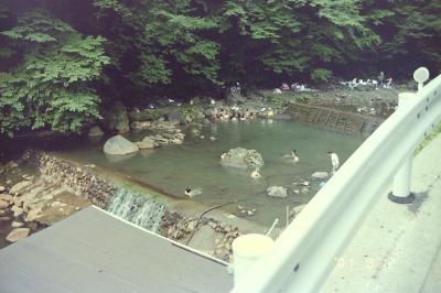【シーズン9.5】 2001 夏 関東の旅 尻焼温泉(群馬県)