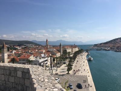 クロアチア/トロギール