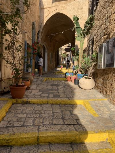 GW*ロシアとイスラエルの旅*9日間⑥地中海とヤッフォ旧市街