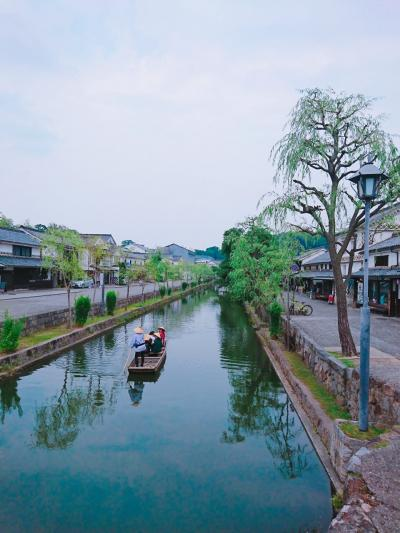 3泊4日 岡山の旅(倉敷編)