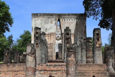 日タイ旅行業協会スコタイ・カオコー研修ツアーに参加 2日目スコタイ遺跡とシーサチャナライ遺跡