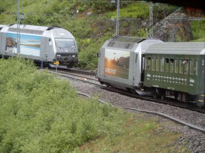 ストックホルムからノルウェー・フィヨルド&オスロ9日間~久しぶりの夫婦二人旅~⑨フロム鉄道乗車記