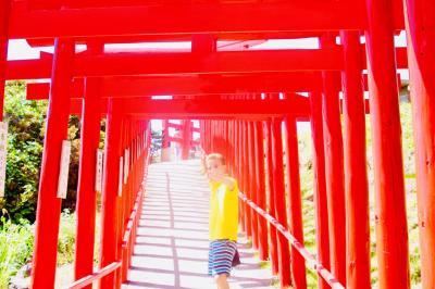 元乃隅稲荷神社⛩