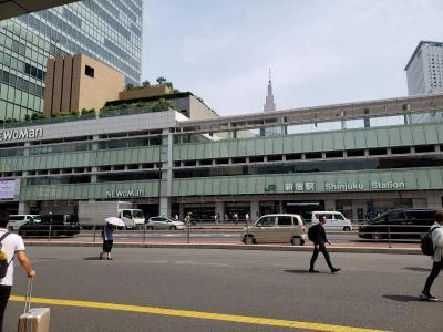 東京ぶらぶら~2019年6月・ルミネtheよしもと