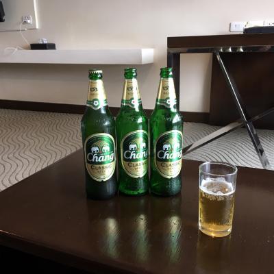 おいしいビールを飲みたい旅@バンコク&パタヤ その3