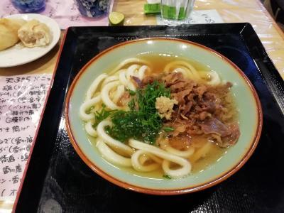 香川で炭水化物祭り!讃岐うどん食べ比べ!弾丸トリップ1泊2日①