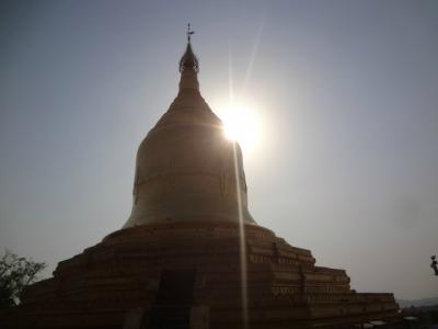 ミャンマーへ3年振りに・・・9日間 (3日目)