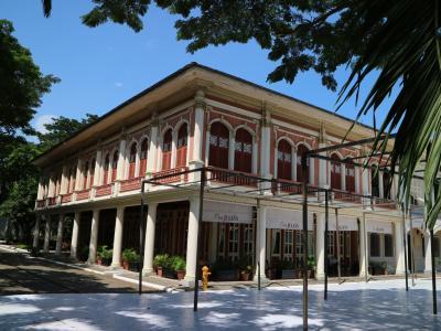 エクアドル4 グアヤキル-歴史公園
