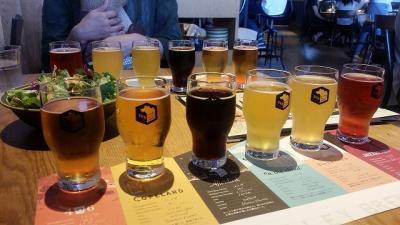 東京ぶらぶら~2016年6月・代官山でビールを