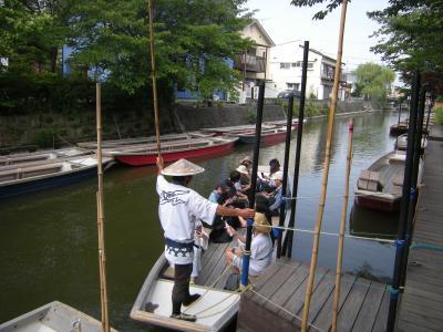初のLCC(ジェットスター)で福岡へ行く!(2日目)柳川、太宰府天満宮、中州観光