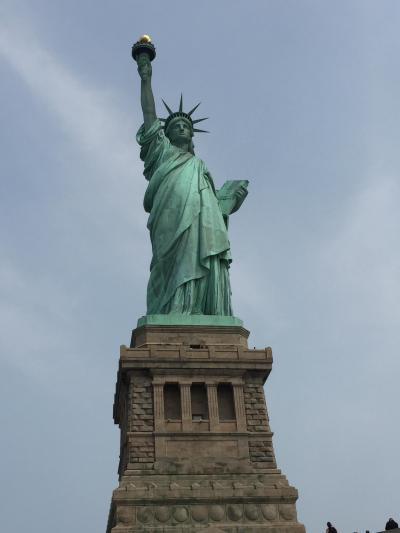 父娘二人旅【ANAビジネスクラスで行くニューヨーク5日間/ロッテ・ニューヨークパレス】