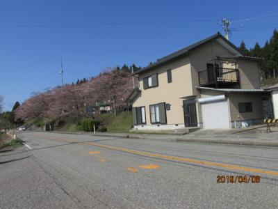 能登の春(41)穴水の桜の駅を見て、能登島へ。