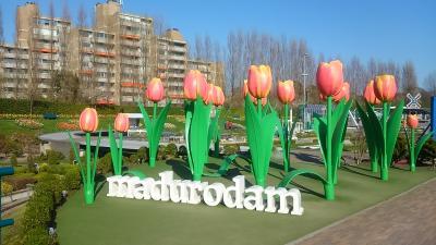 マドローダム 25分の1のオランダ
