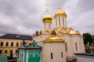 ロシア(2)セルギエフ・ポサード1