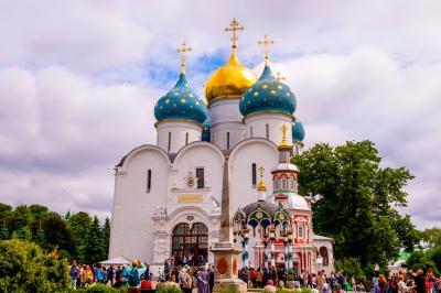 ロシア(3)セルギエフ・ポサード2