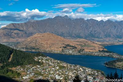 ニュージーランド南島への定年記念旅行 【4】クイーンズタウン