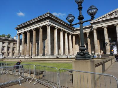 初ロンドン(2)、後半は博物館巡りなど。