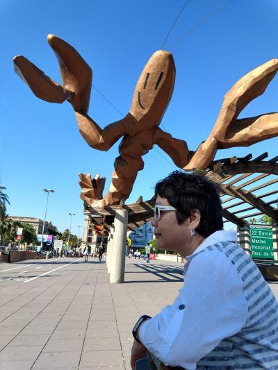 スパイン旅行 - バルセロナ 2019 初日