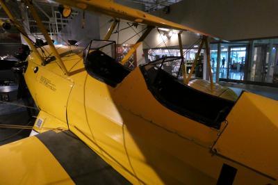 42.長男と行くハワイ3泊 車チャーター観光 パールハーバーヒストリックサイトその6 航空博物館 ハンガー37その2 ミュージアムショップ