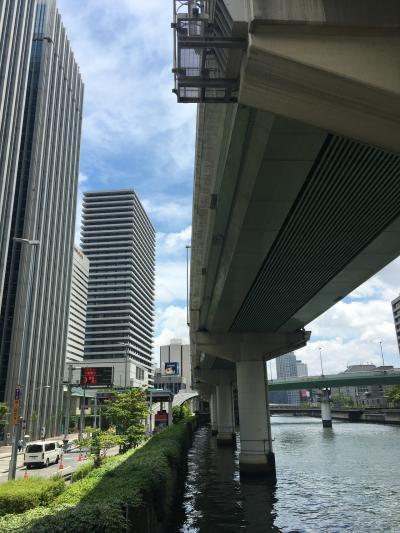 G20開催中の大阪へ、今年初めての大阪出張