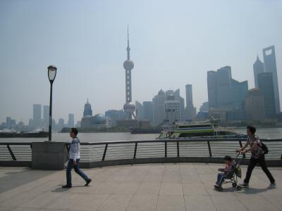 20年ぶりの上海 その2