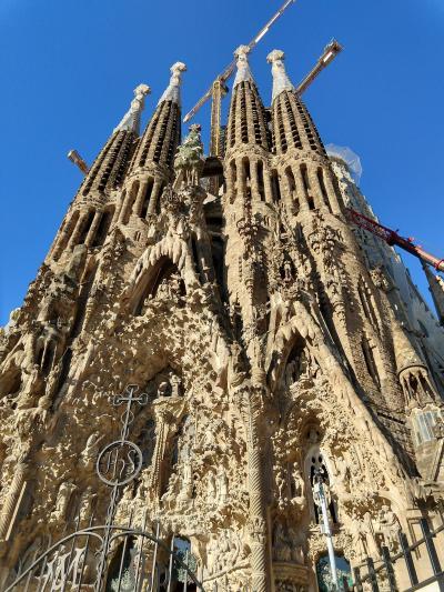 スパイン旅行 - バルセロナ 2019 2日目