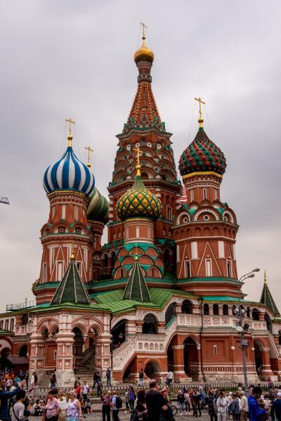ロシア(4)赤の広場