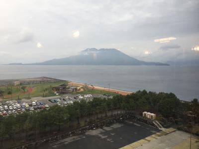 初!豪華客船の旅!to鹿児島、台湾。3日目 令和初上陸鹿児島へ