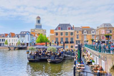 水辺の美しい景色を求めてオランダ&ベルギーへ <7> レンブラントゆかりの地 ライデンへ♪