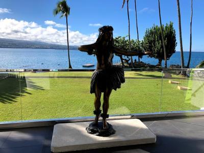 久しぶりの、ビックアイランド(ハワイ島) その4  ヒロをホロホロ