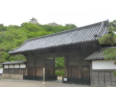 四国現存の城巡り 1 丸亀城