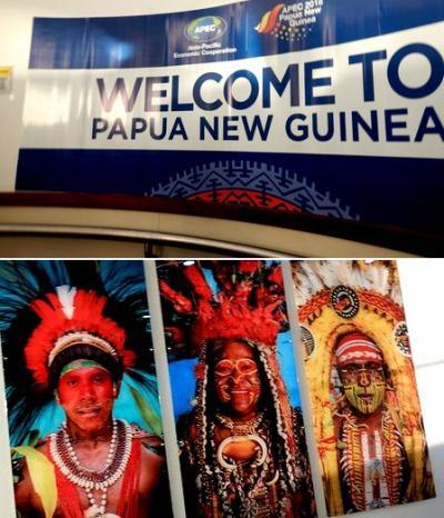☆何もしない旅 ☆3日間でパプアニューギニア@ポートモレスビーとおまけのマニラ
