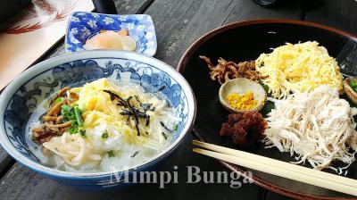 奄美大島の「鶏飯」食べ比べ&ジェラートのお店編