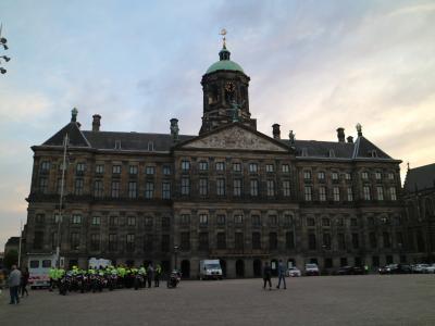 オランダ アムステルダム