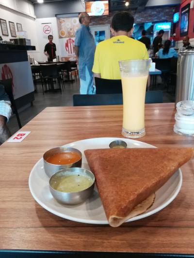 海外ひとり旅 クアラルンプール 食べて、見て・・・